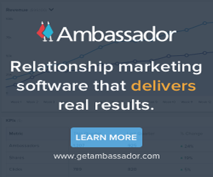 try ambassador now