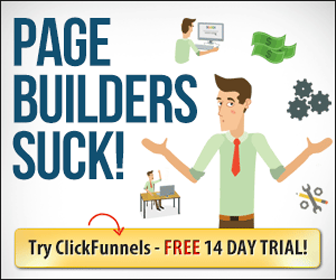 try clickFunnels now for fREE