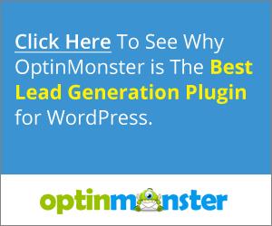 Try Optin Monster For WordPress Now