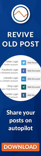 autopilot your social shares now