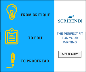 Try Scribendi Now