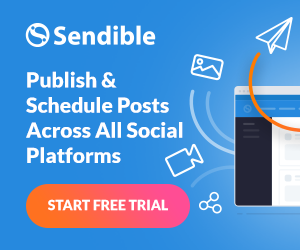 Try Sendible Now
