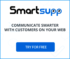 Try Smartsupp For Free Now