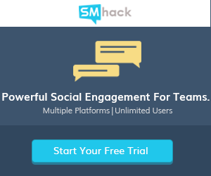 free Trial SMhack Now