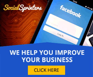 Improve Your Business With SocialSprinters
