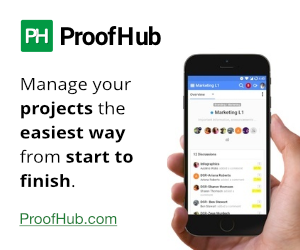 Try ProofHub Now