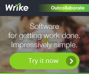 Try Wrike For FREE Now