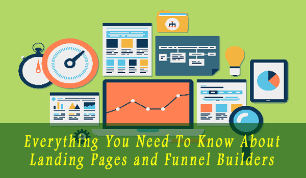 landing pages adn funnel buildres