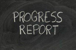 Create Your Progress Report