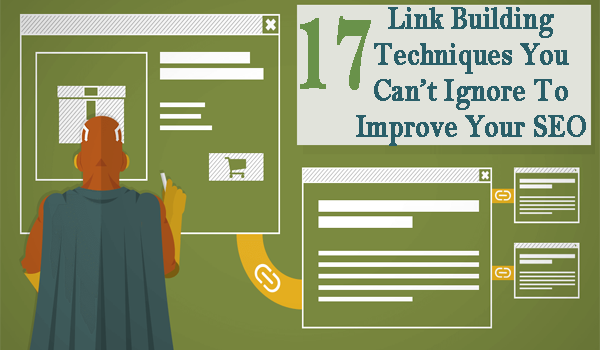 Link Building Techniques You Cant Ignore To Improve Your SEO