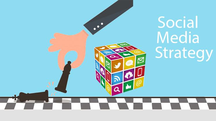 Ceate Social Media Strategy