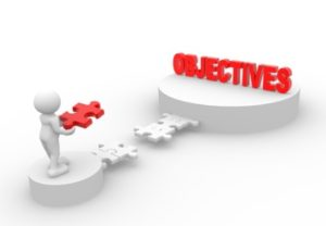 Your blog does not have clear objectives