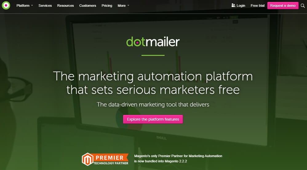 Dotmailer review
