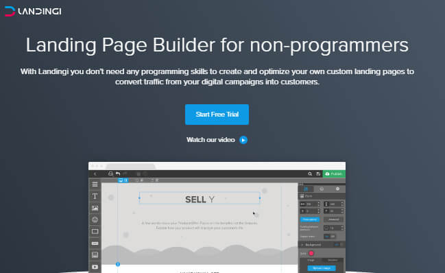 Landingi Review – A Professional Landing Page Creator for All