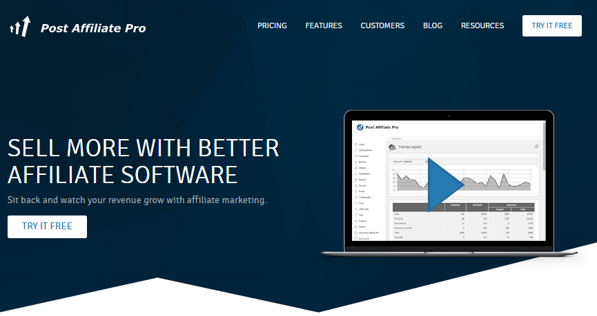 Post Affiliate Pro review