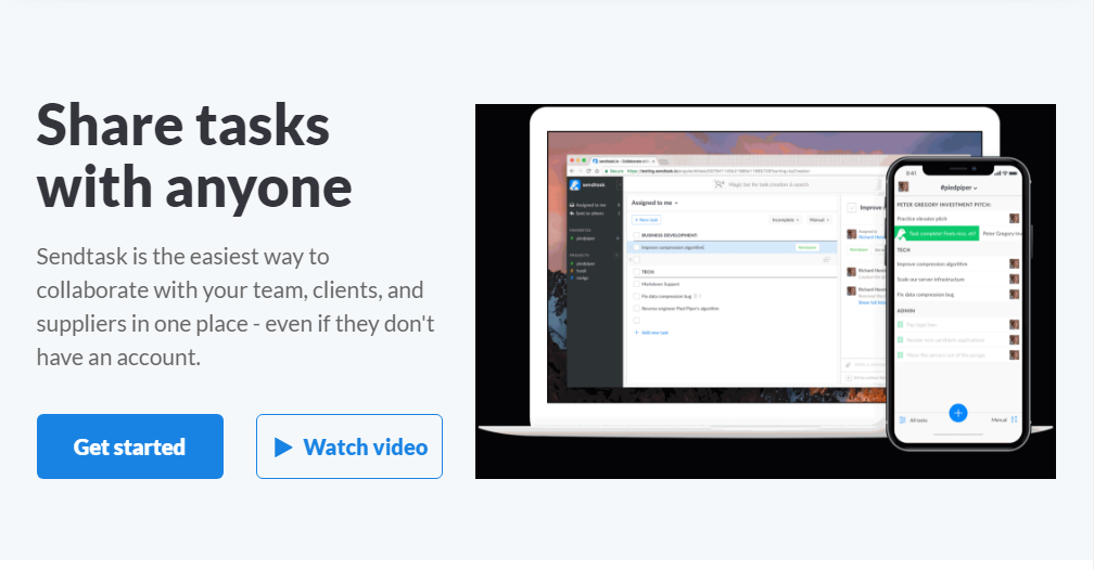 Sendtask Review- Best Task Management To Collaborate With Team
