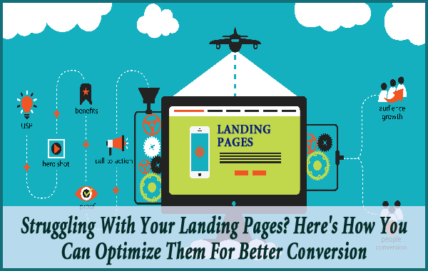 Optimize Landing Pages For Better Conversion copy