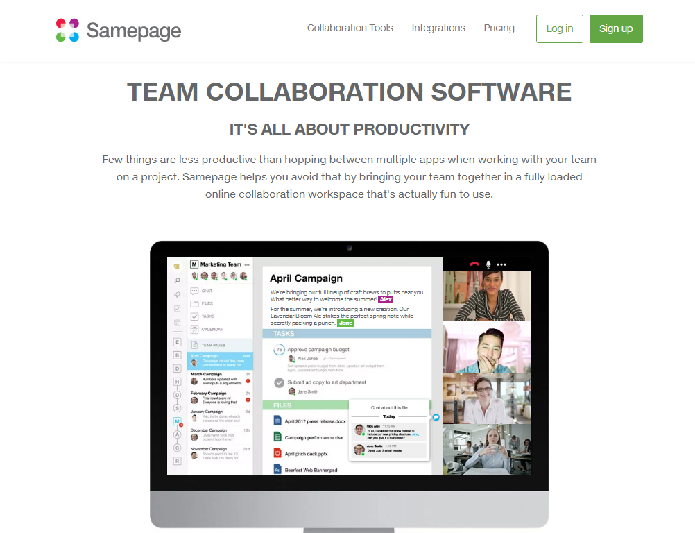 Samepage Review