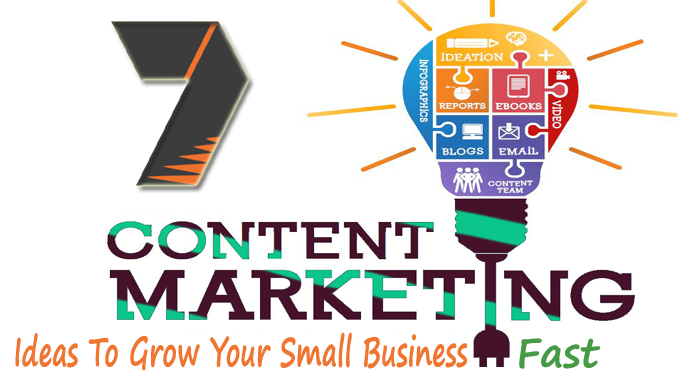 content-marketing-ideas for small business
