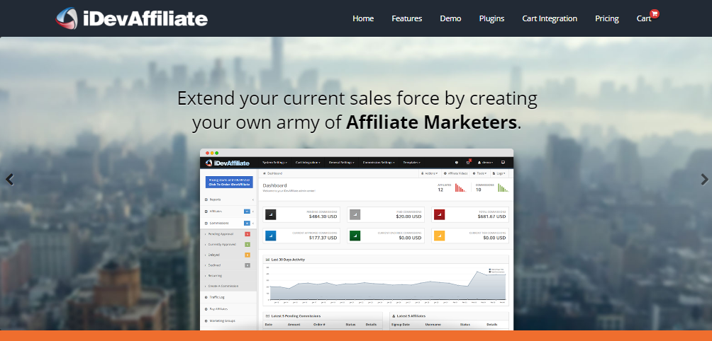 Dating affiliate software by idevaffiliate nulled
