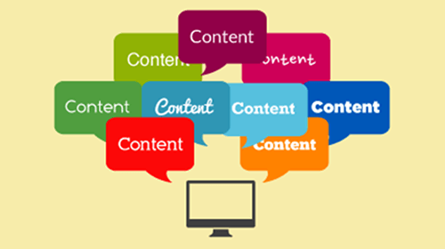 Different Types Of Content