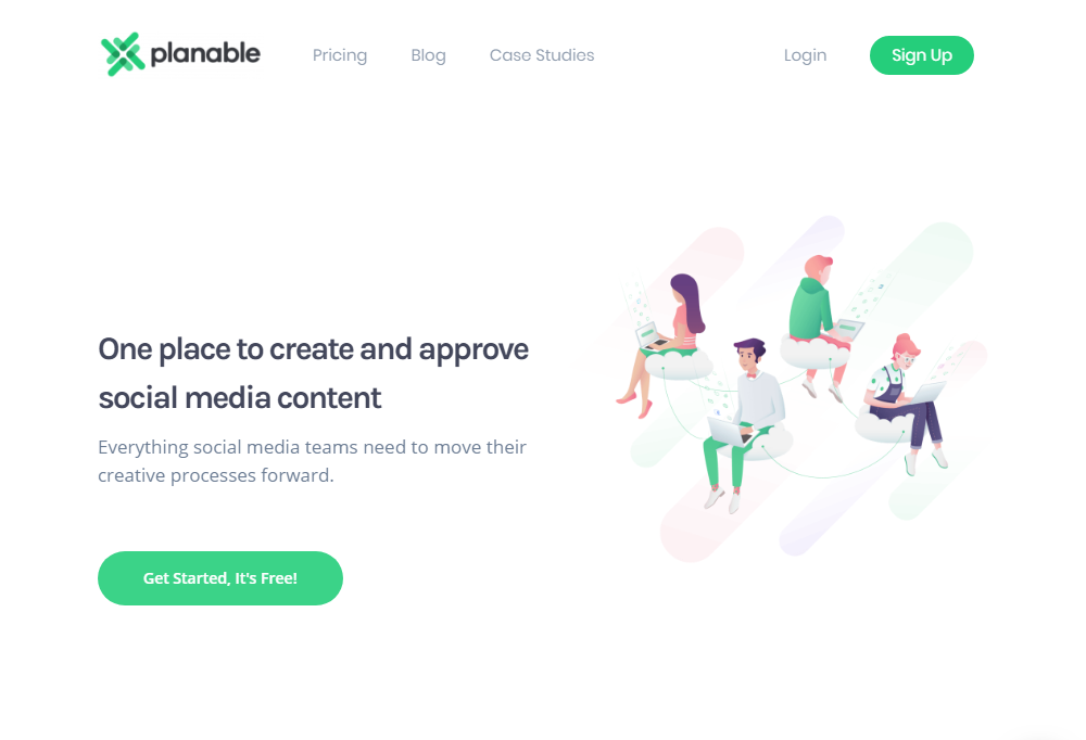 Planable Review- Best Place to Create All Social Media Content and Manage Campaigns