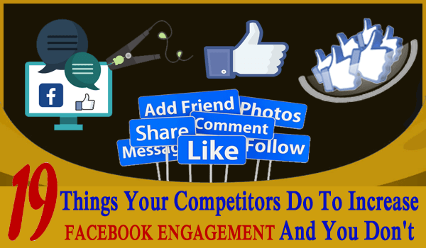 increase Facebook engagement organically
