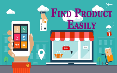 Find Product Easily