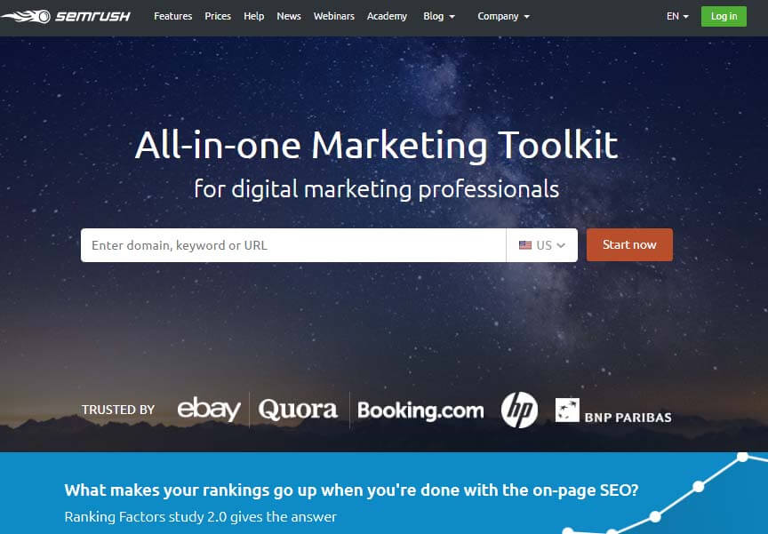 SEMrush Review- All-in-one Marketing Toolkit for Digital Marketers!