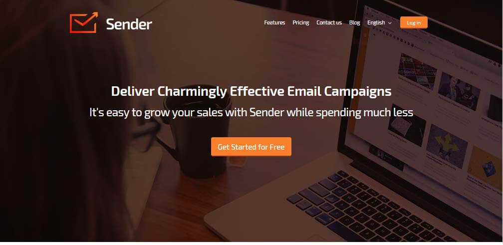 Sender Email Marketing Tool to grow your Sales Without need of Professional Skills!