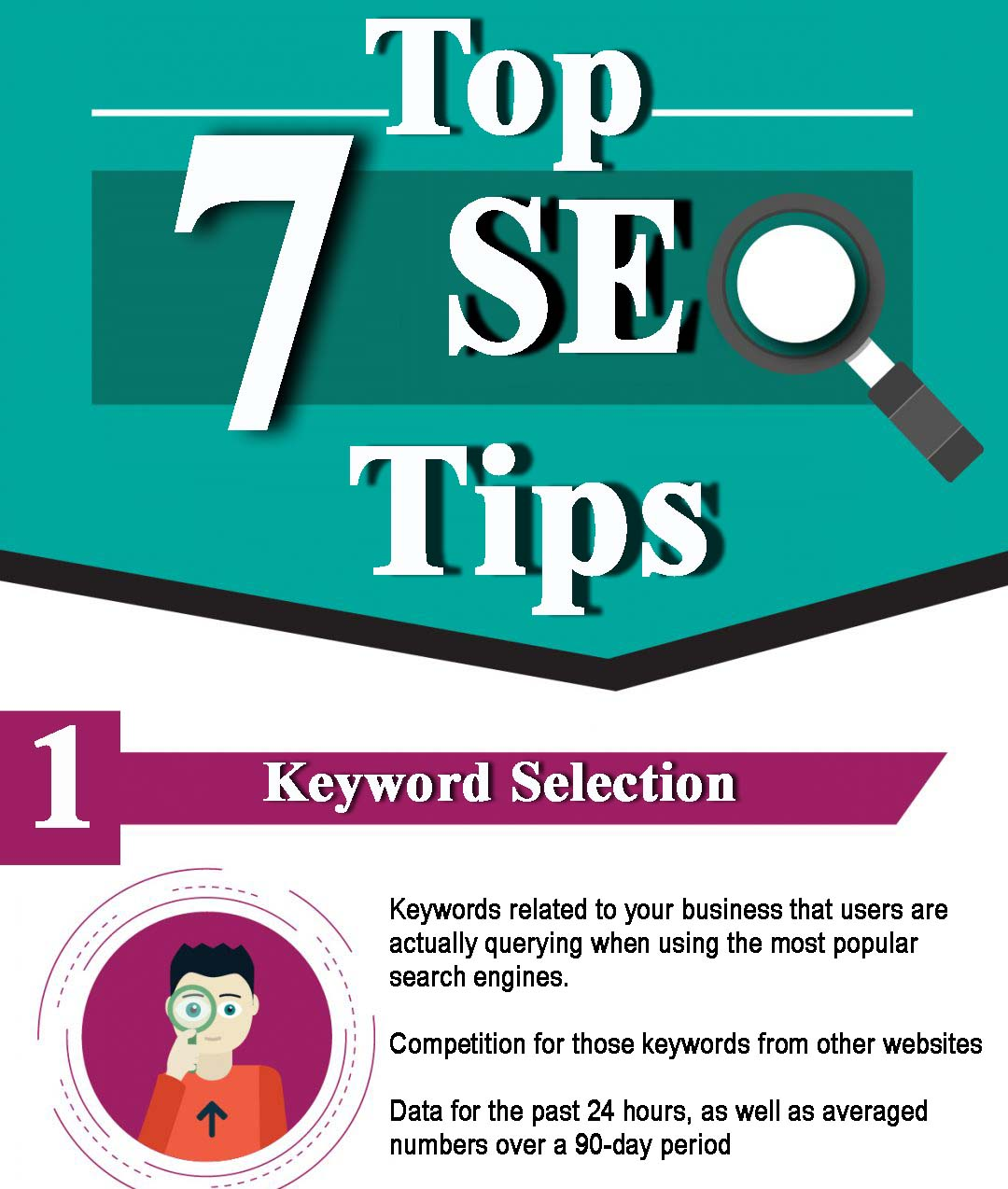 Top 7 SEO Tips