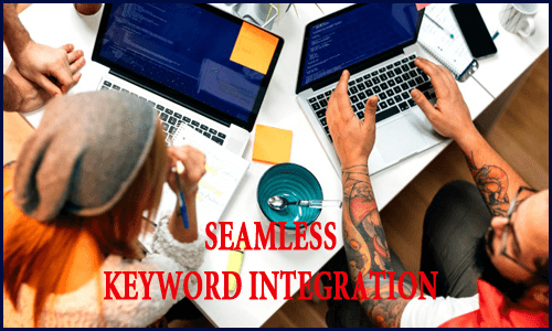Seamless Keyword Integration