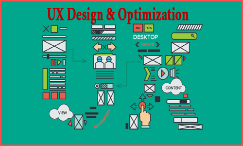 UX Design & Optimization